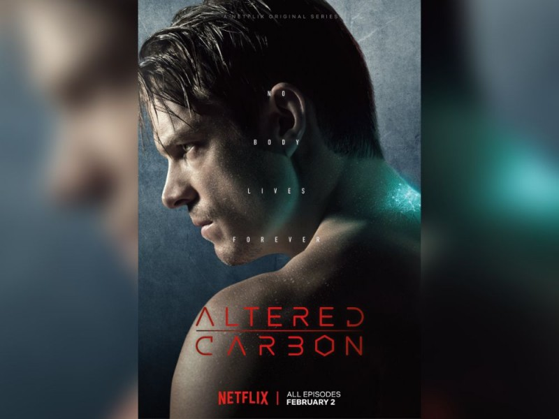 """Altered Carbon"" online - opis fabuły 